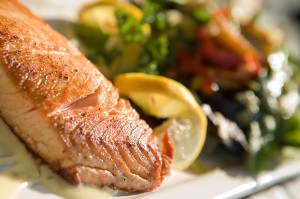 SalmonMeal3 300x199 Using the Low Carb Foods List