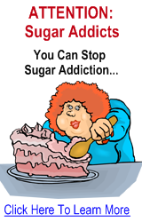 Sugar Addiction Help